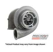 Precision Turbo Hp Cover Cea Billet 6766 Ball Bearing T4 .68 V Band 935hp