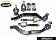 Acura Legend Steering Parts Inner Outer Tie Rod Ends Sway Bar Link Ball Joints