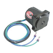 Trim Motor 2 Wire 4 Bolt Evinrude 75-250hp Ffi And E-tec 1998 And Up Female Sealed