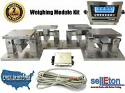 Op-313tm Load Cell Conversion Kit Weigh Module For Scale Tank Hoppers Double