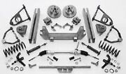 Mopar Plymouth Dodge Ifs Front End Kit 1939-1951 Mustang Ii Style