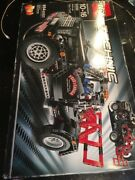 Lego Technic Pick-up Tow Truck 9395 Brand New Factory Sealed Dented Damaged Box
