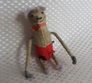 Vintage 1930/40s Wind-up Mouse Or Bear Toy - No Key