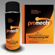12 Promech Professional Strength Penetrating Oil Works On Rusted Seized Fastener