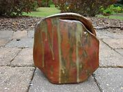 Vintage Art Studio Pottery Abstract Sculpture from Brooks Collection