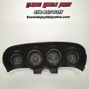 69 70 Ford Mustang Mach 1 Boss Shelby Speedometer Gauge Cluster Fastback 2
