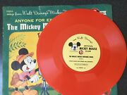 Disneyand039s Mickey Mouse Club Mickey M Newsreel Music Anyone For Exploring Vg+