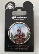 New Disney World Contemporary Resort Gingerbread House Pin Castle 2017 Le 750