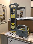 Radiodetection Ecat4 Kit - Data Logging Model With Genny4 And Bag - Brand New