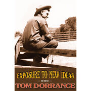 Exposure To New Ideas With Tom Dorrance - Dvd - Brand New