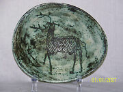 Jacques Blin Listed Master French Ceramist Original Art Pottery Mid-Century Bowl