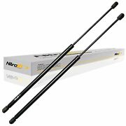 2 Pctruck Camper Top Rear Window Lift Support Strut 90 Lbs Replaces C16-19222