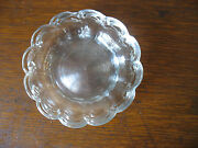 Set Of 5 Vintage Heisey Colonial 6 1/4 Bread And Butter Dessert Plates Scallops