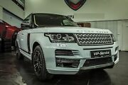 For Range Rover Vogue Body Kit Front Rear Bumper 2012 - 2014 St-style L405