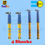 Bilstein B6 4600 Front And Rear Shocks For Chevy C10 75-`86 Kit 4