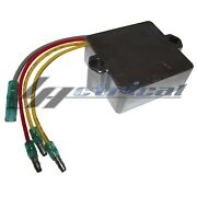 Voltage Regulator Rectifier Four 4 Wire Fits Mercury Marine And Force 18-5741