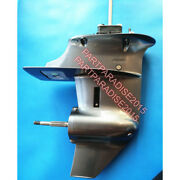 Lower Unit Gearcase Fit Yamaha T15 T9.9 15hp 9.9hp Outboard Motor Short Shaft