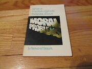 1971 What A Modern Catholic Believes About Moral Problems-r Bosler Thomas More