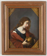 St. Magdalena After Carlo Dolci, Miniature, 1809