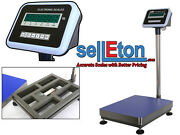 Selletonz B-16 X 20 Industrial Shipping Postal Warehouse Scale 600lbsx0.02lb