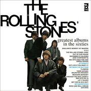 Used The Rolling Stones Greatest Albums In The Sixties 60and039s Collectorand039s Box Shm
