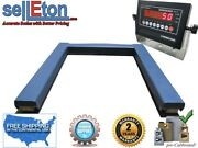 Op-932 Heavy Duty U Type Scale To Weigh Pallets Boxes Crates And More