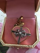 Juicy Couture 2009 Limited Edition Box Of Chocolate Valentine's Day Charm