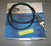 Nos 1973 1974 Ford Econoline Van Blower And Temperature Control Switch And Cable
