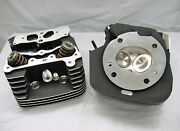 Randr Cycles Cast Stage 5 Cylinder Heads For Harley Davidson Twin Cam Engines