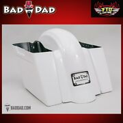Bad Dad Summit Series Stretched Saddlebags And Fender 2014-2018 No Cutouts