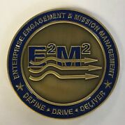 Nsa Nat'l Security Agency E2 M2 Directorate Enterprise Engagement Mission Mgmt