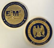 Nsa Nat'l Security Agency E2 M2 Directorate Enterprise Mgmt Mission Mgmt Gold 2