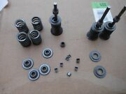 Yamaha Rhino 660 Intact Exhaust Valves Springs Entire Set In Picture