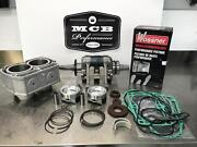 Polaris Ranger 700 Complete Engine Rebuild Crank Forged Wossner Piston Gask Cyl