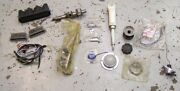 Assorted Lot Box Omc Evinrude Mercury New Used Outboard Boat Parts.