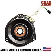 Genuine Oem Scag Commercial Lawn Mower Pto Clutch Assembly 461660