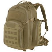 Maxpedition Tiburon Backpack Tactical Padded Hex Nylon Military Molle Pack Tan