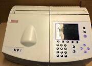 Thermo Spectronic Uv 1 Double Beam Uv-vis Spectrophometer Thermo Electron