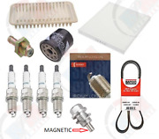 Toyota Corolla/matrix - Tune-up Kit With Magnetic Oil Drain Plug