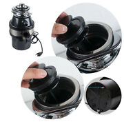 2600 Rpm Household Food Waste Processor And Kitchen Garbage Disposal Crusher 110v