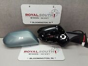 Toyota Prius 16-18 Passenger Right Outer Mirror And Cover W/o Bsm Genuine Oe Oem