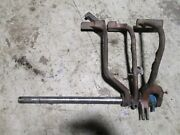 Ford Fordson Super Major 5000 Tractor Pedals