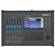 """Pivot Cue 512 Pro Dmx Lighting Console / Joystick, 7"""" Touch Screen, Touch Faders"""