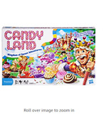 Candy Land The World Of Sweets Game