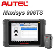 2021 Autel Ms906ts Maxisys Diagnostic System Comprehensive Tpms Obd Scanner Tool
