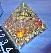3 1/2 H Orgone Pyramid Fused W/alchemy Calls To Itand039s Chosen Person To Help