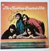 The Monkees - Davy Jones Mickey Dolenz Autograph Signed - Hollywood Posters