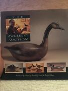 Duck Decoy Book Mccleery Auction Gard 2001 Like New