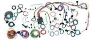 American Autowire 500686 Wire Harness System For 69 Camaro