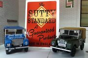 Vintage Sutty Foot Pump Label Decal For Land Rover Series 1 2 2a 3 Tool Kit